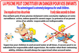 Surveillance des enfants cartoon 2 langues