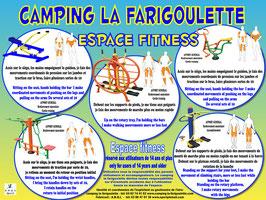 Espace fitness et descriptif appareil Fr/An