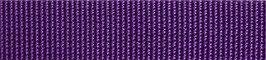 Gurtband lila, 4 Breiten