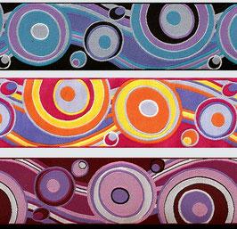 Crazy Circles 40mm, lila, USA-Import