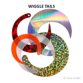 Flies & More Wiggle Tails