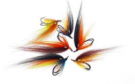 FF Hairwing Fliegen Doppelhaken
