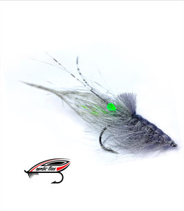 Grey Kryptonite Spey