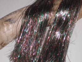 Tricolor Metallic Flash