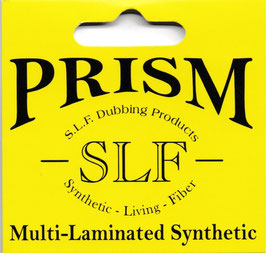 SLF Prism Dubbing - Multi Laminated Synthetic
