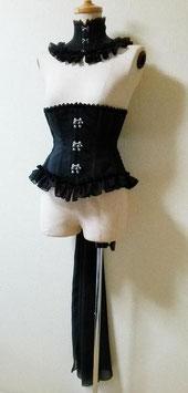 Estelle noir corset*エステル ノワール コルセット