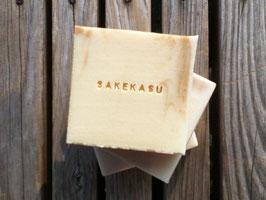 ★SAKEKASU SOAP★