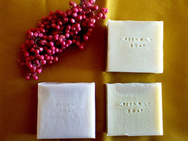 ★GREENTEA MILK SOAP★