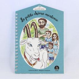 La Petite Chèvre Menteuse - Les p'tits contes