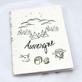 "Carnet ""Auvergne"""