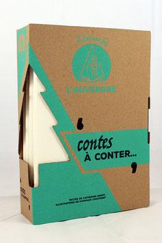 """Le coffret """"Contes à conter..."""""""