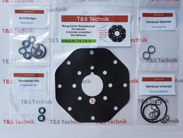 Mengenteiler Aluminium KE 8 Zyl. Reparatursatz Fuel Distributor Repair Kit   TS1180200