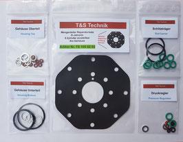 Mengenteiler Reparatursatz / Dichtsatz K-Jetronic 8 Zyl. Aluminium einstellbar   TS1080202