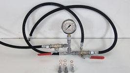 Druckprüfer K- KA- KE-Jetronic Systemdruck Mengenteiler Warmlaufregler EHS Hohe Qualität Glycerin Manometer High Quality Pressure