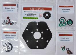 Mengenteiler Reparatursatz / Dichtsatz K-Jetronic 5/6 Zyl. Aluminium einstellbar TS1060202