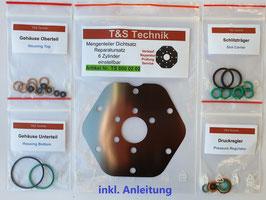 Mengenteiler Reparatursatz Dichtsatz 6 Zyl. Fuel Distributor Repair Kit Bosch   TS0060202