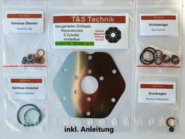 Mengenteiler Reparatursatz Dichtsatz 6 Zyl. Fuel Distributor Repair Kit Bosch