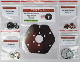 Mengenteiler PORSCHE 911 2,7 Reparatursatz Fuel Distributor Repair Kit   TS006S