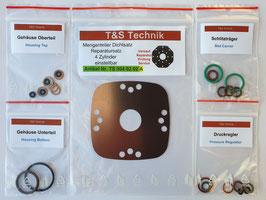 Mengenteiler 4 Zylinder Reparatursatz Fuel Distributor Repair Kit   TS0040202A