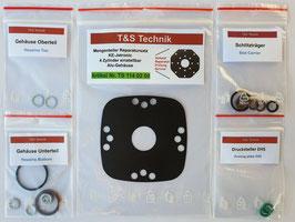 Mengenteiler Aluminium KE 4 Zyl Dichtsatz Reparatursatz Fuel Distributor Repair   TS1140200