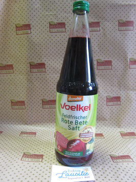 Voelkel Bio Rote Bete Saft feldfrisch 0,7l