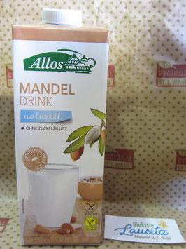 Allos Bio Mandeldrink 1l
