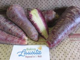 """Bio Möhren violett-weiß """"Paula"""" (3,40 € / kg)"""