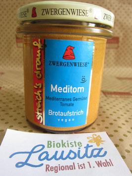 Zwergenwiese Bio Aufstrich Meditom 160g