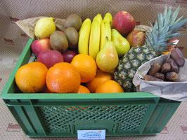 Biokiste Obst