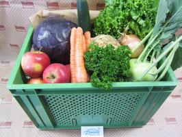 Biokiste Obst & Gemüse saisonal & regional