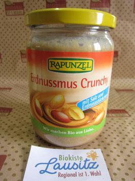 Rapunzel Bio Erdnuss Crunchy mit Salz 500g