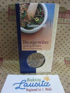Sonnentor Bio Brotgewürz grob gemahlen 50g