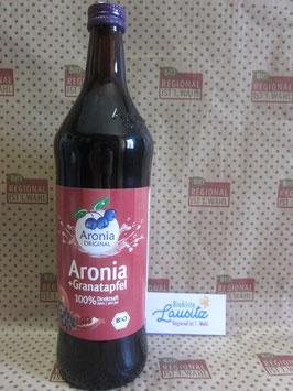 Bio Aronia- & Granatapfelsaft 0,7l