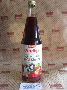 Voelkel Bio Heimischer Apfel-Kirschsaft 0,7l