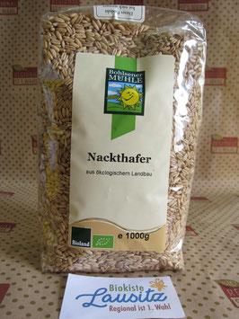 Bohlsener Mühle Bio Nackthafer 1kg