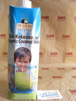 Dr. Georg Bio Kokoswasser 1l