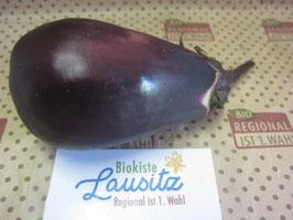 Aubergine (5,98 € / kg) (Umstellungsware auf Ökoanbau)