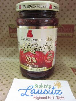 Zwergenwiese Fruchtgarten Bio Erdbeere 225g