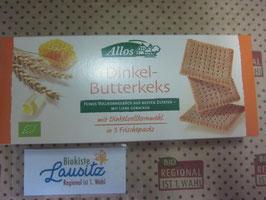 Allos Bio Dinkel-Butterkeks 150g
