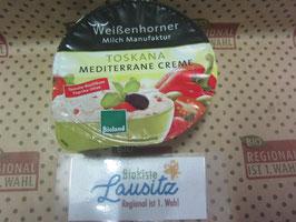 Bio Frischkäse Toskana Mediterrane Creme 150g (Weißenhorner)