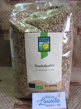 Bohlsener Mühle Bio Nackthafer 2kg