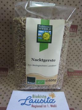 Bohlsener Mühle Bio Nacktgerste 500g