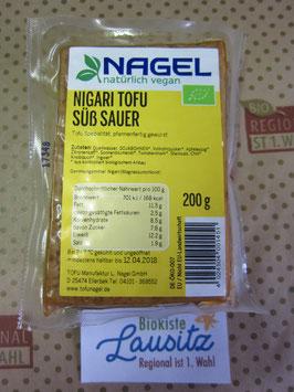 Nagel Bio Tofu süß-sauer 200g