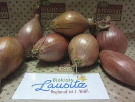 Bio Schalotten (6,40 / kg)