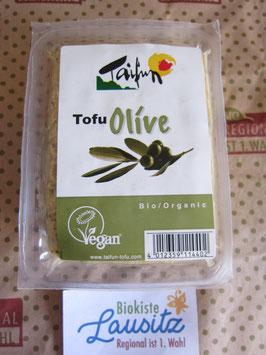 Taifun Bio Tofu Olive 200g