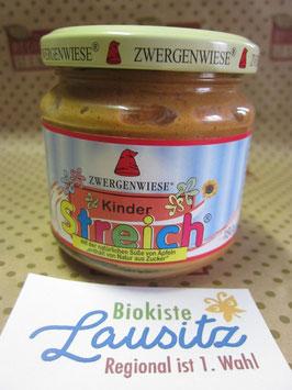 Zwergenwiese Bio Aufstrich Kinder Streich 180g