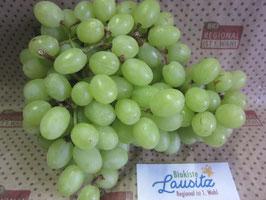 Bio Weintrauben weiß kernlos (6,80 € / kg)
