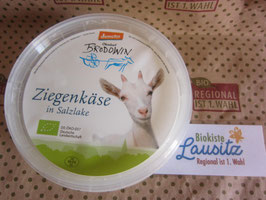 Brodowin Bio Ziegenkäse in Salzlake 150g