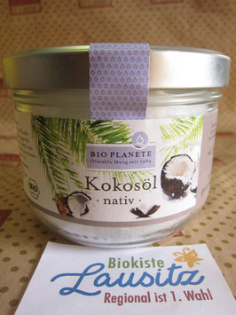 Bio Planete Bio Kokosöl nativ 400ml