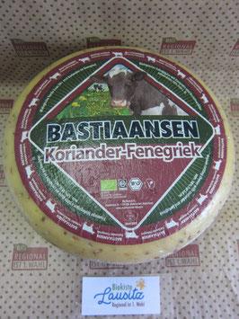 Bio Käselaib Gouda Koriander-Bockshornklee ca. 4kg (13,98€ / kg)